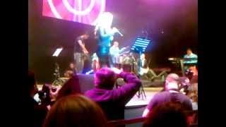 Karina Luna Park 2012- Tu no me llames más