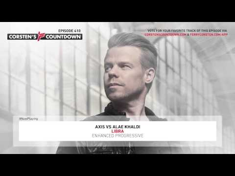Corsten's Countdown #410 Official Podcast HD