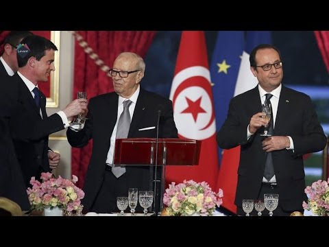 France converts Tunisia's €60m debt into development projects