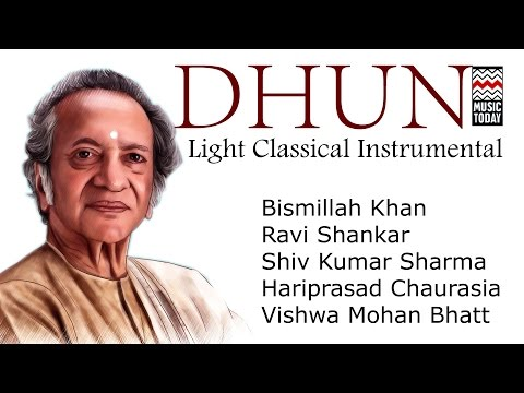 Dhun | Audio Jukebox | Instrumental | Classical | Ravi Shankar | Hariprasad Chaurasia
