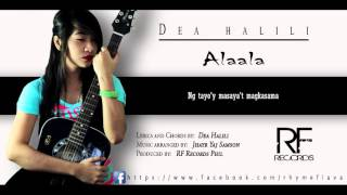 Dea halili - Alaala [ Official Audio Lyrics ] [ RF records ]
