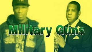 50 cent military guns ft jay z new unrealesed song 2016