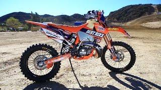 Project KTM EXC 300 2 Stroke Rebuild - Dirt Bike Magazine
