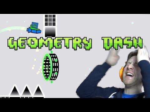 GETTING SCHOOL'D | Geometry Dash | GD School by coolbo2