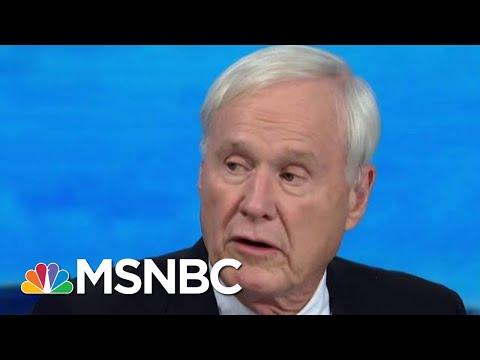 Chris Matthews: The Lead Headline Is 'Trump Accused Of Witness Tampering'   Hardball   MSNBC