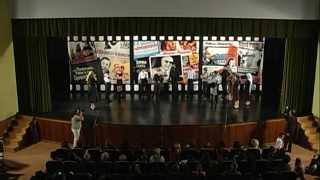 αφιέρωμα στον ελληνικό κινηματογράφο από το 4ο δημοτικό σχολείο άργους ορεστικού