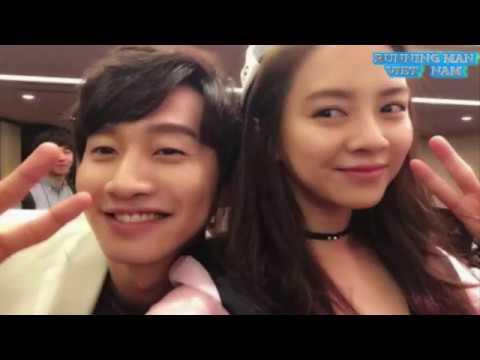 LEE KWANG SOO TỪNG MỜI SONG JI HYO Ở CHUNG NHÀ