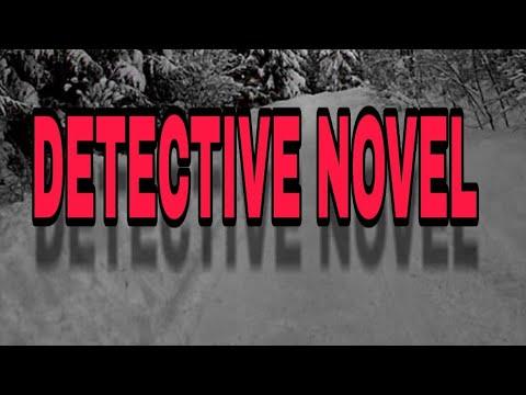 Detective novel.