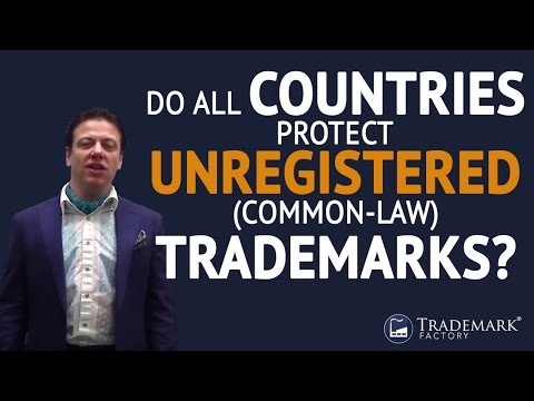 Do all countries protect unregistered trademarks? | Trademark Factory® FAQ