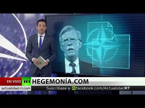 EE.UU. ofrece su arsenal cibernético a la OTAN con Rusia en la mira