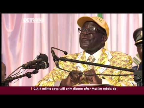 President Mugabe's Defining Moments