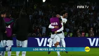 Ocurrió 2017: Lo mejor del Fútbol Internacional