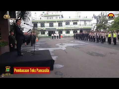 Polres Metro Jaksel Upacara Hari Pahlawan 10 Nop 2018 Mp3
