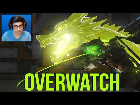 BAĞIMLI OLDUĞUM OYUN - Overwatch