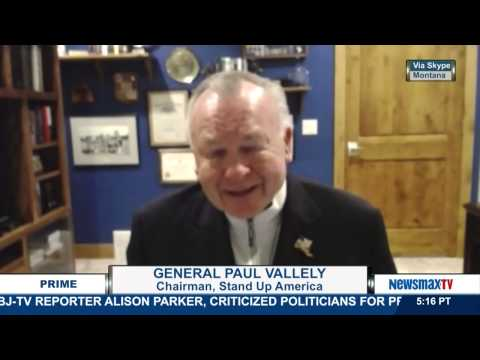 Newsmax Prime | Gen. Paul E. Vallely & Col. Derek Harvey - does Iran already has a nuclear weapon?