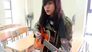 Taylor Swift- I Knew You Were Trouble [ Hy Minh Trang Cover ]