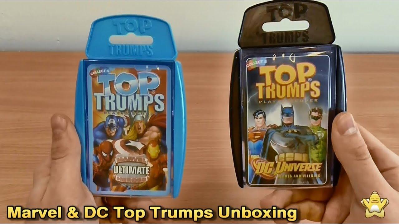 Ultimate Top Trumps
