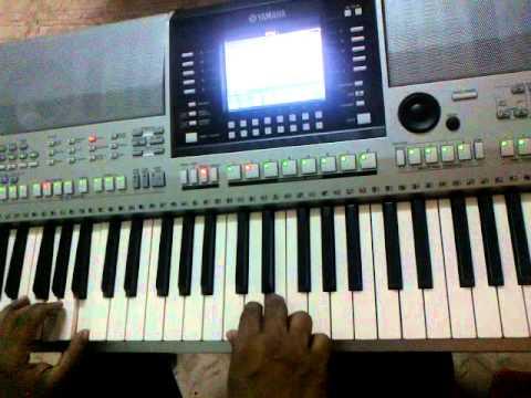ellam yesuve - tamil christian church devotional song by Yamaha keyboard