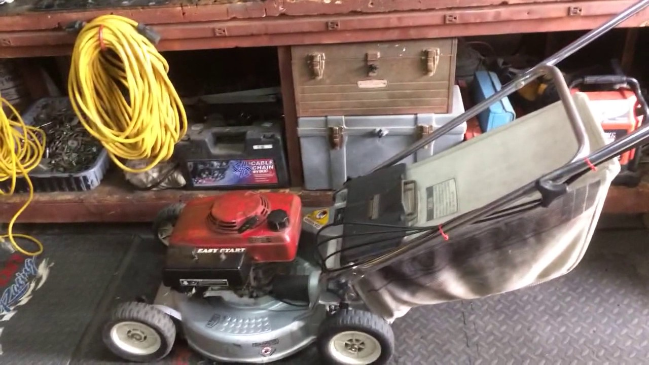 Honda Hra214 Carburetor Diagram Wiring Master Blogs Hr214 Lawn Mower Manual On Engine Messing Around With The Hr194 Adjustments And Rh Youtube Com Parts