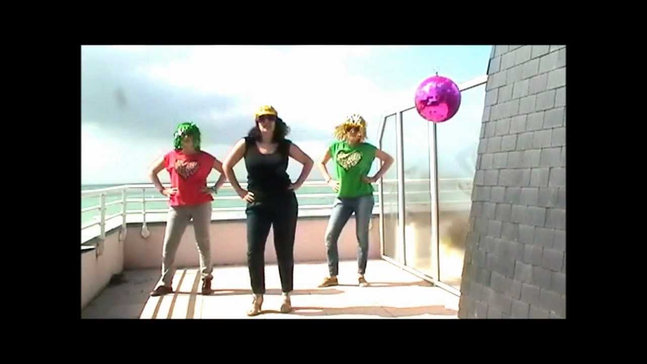 Boney M Daddy Cool Dance Youtube
