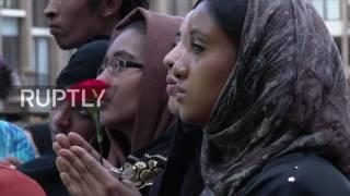 USA: Nabra Hassanen remembered in Muslim-Jewish-Christian interfaith vigil