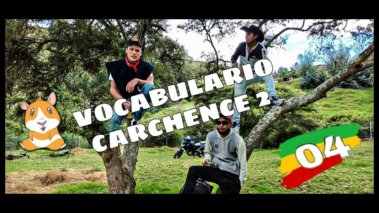 VOCABULARIO PARTE 2 (sorteo).