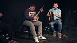 Teacher's Recital: Robbie Walsh (2) - jig/reel, Craiceann Bodhrán Festival 2019