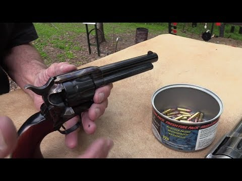 Uberti Cattleman .22 LR  Single Action Revolver