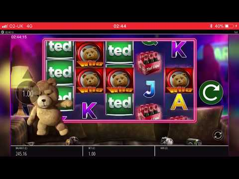 Ted slot online free