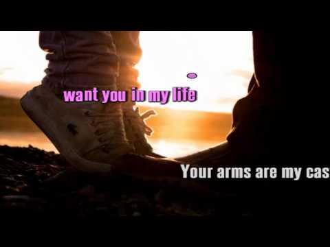 CASCADA - EVERYTIME WE TOUCH (slow version) karaoke instrumental lyrics