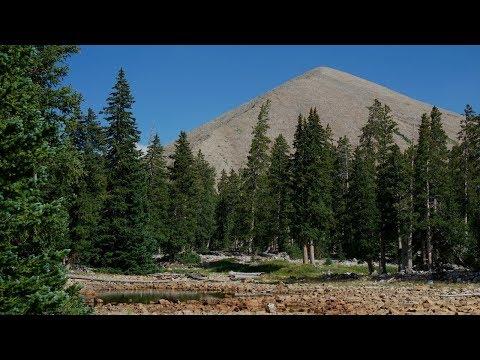 Backpacking Great Basin National Park, NV - Aug 2018