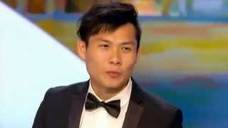 Anthony Chen's ILO ILO Canne win