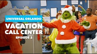 Vacation Call Center Ep 2: The Grinch vs Santa