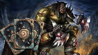 Hearthstone Big spell hunter .Kobolds And Catacombs.S46