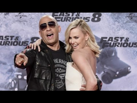 fast and furious 8 premiere berlin vin diesel charlize theron red carpet youtube. Black Bedroom Furniture Sets. Home Design Ideas