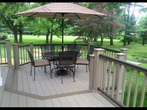 outdoor patio flooring ideas diy inexpensive YouTube