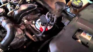 Kraftstofffilter Volvo