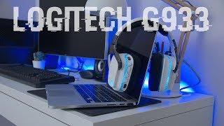 Logitech G933 Artemis Spectrum: Recensione