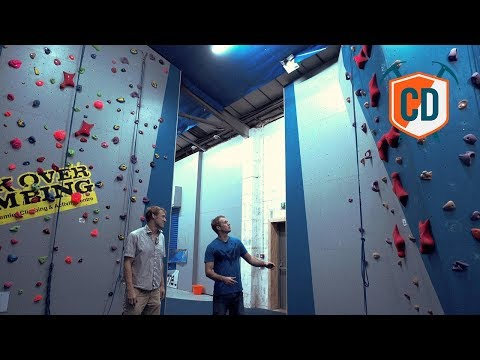 The Gym That Lets You Re-create Your Project | Climbing Daily Ep.1061