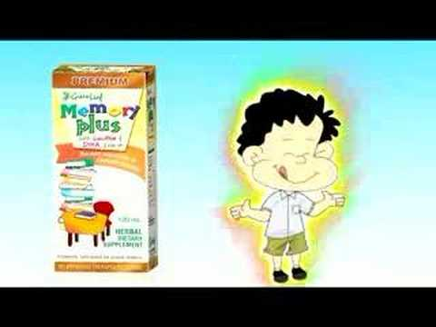 Memory Plus Classroom Tvc 30s Youtube