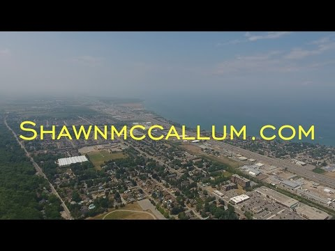 Somewhere Near Hamilton Ontario - Phantom 4 First Flight
