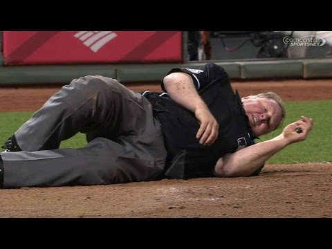 laa@sf:-umpire-bill-miller-takes-a-pitch-off-his-knee