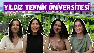 Kaybolmamak İçin Navigasyon Kullanılan Üniversite    Yıldız Teknik Üniversitesi