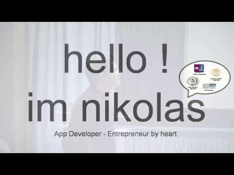 Nikolas Georgoudelis ALBA Creativity Masterclass