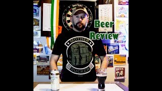 Left Hand Brewing Midnight Wheat Saison - Beer Review - Bloopers - Mother Rucker USA