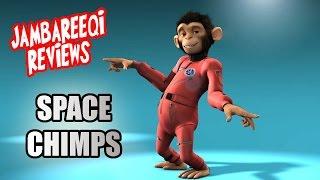 """Jambareeqi Reviews"" - Space Chimps"