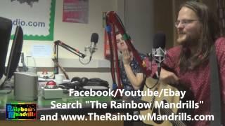 The Rainbow Mandrills Vectis Radio June 17th 2015 Pt 12 The Undying Love Blues Live Diaspora Dilemma
