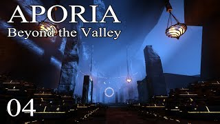 Aporia: Beyond the Valley [004] [Die Halle der schlafenden Toten] Let's Play Gameplay Deutsch German thumbnail