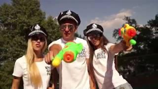 Киев патрулирует Мокрая КранФЕСТ Полиция (Модели для съемки  ролика)(, 2018-06-25T21:52:22.000Z)
