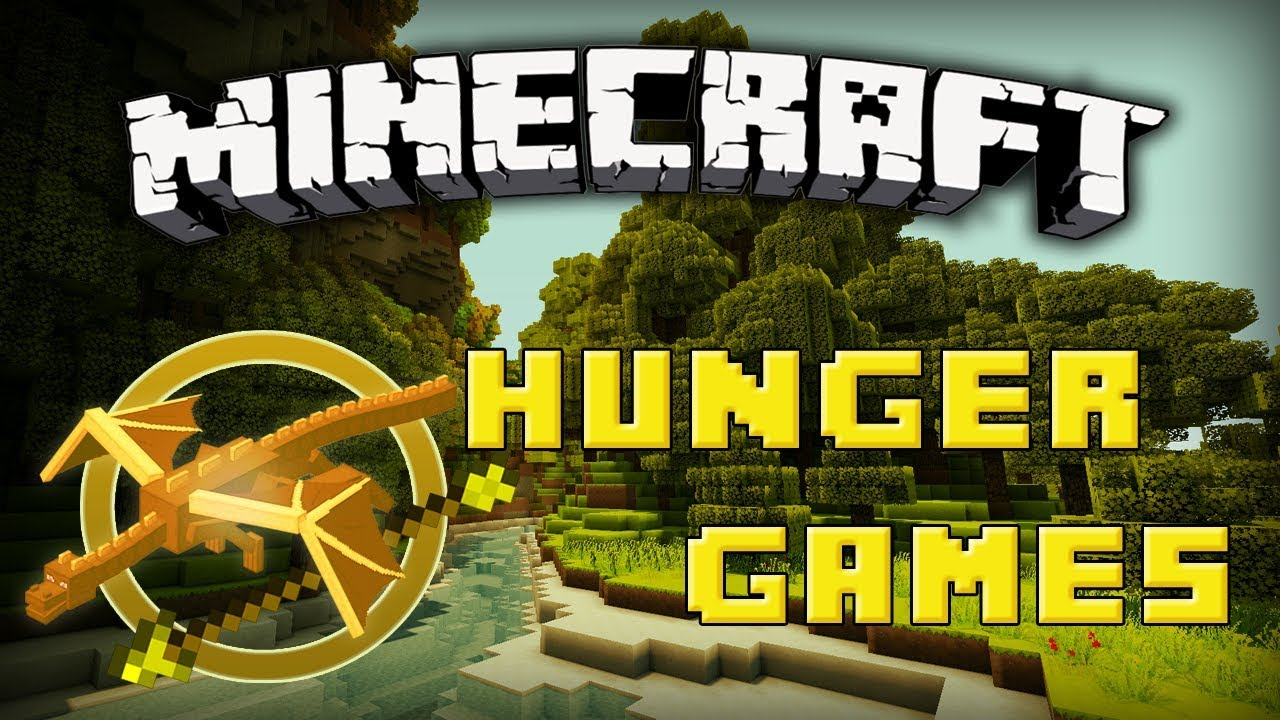 minecraft hunger games b l m 1 kazand k te